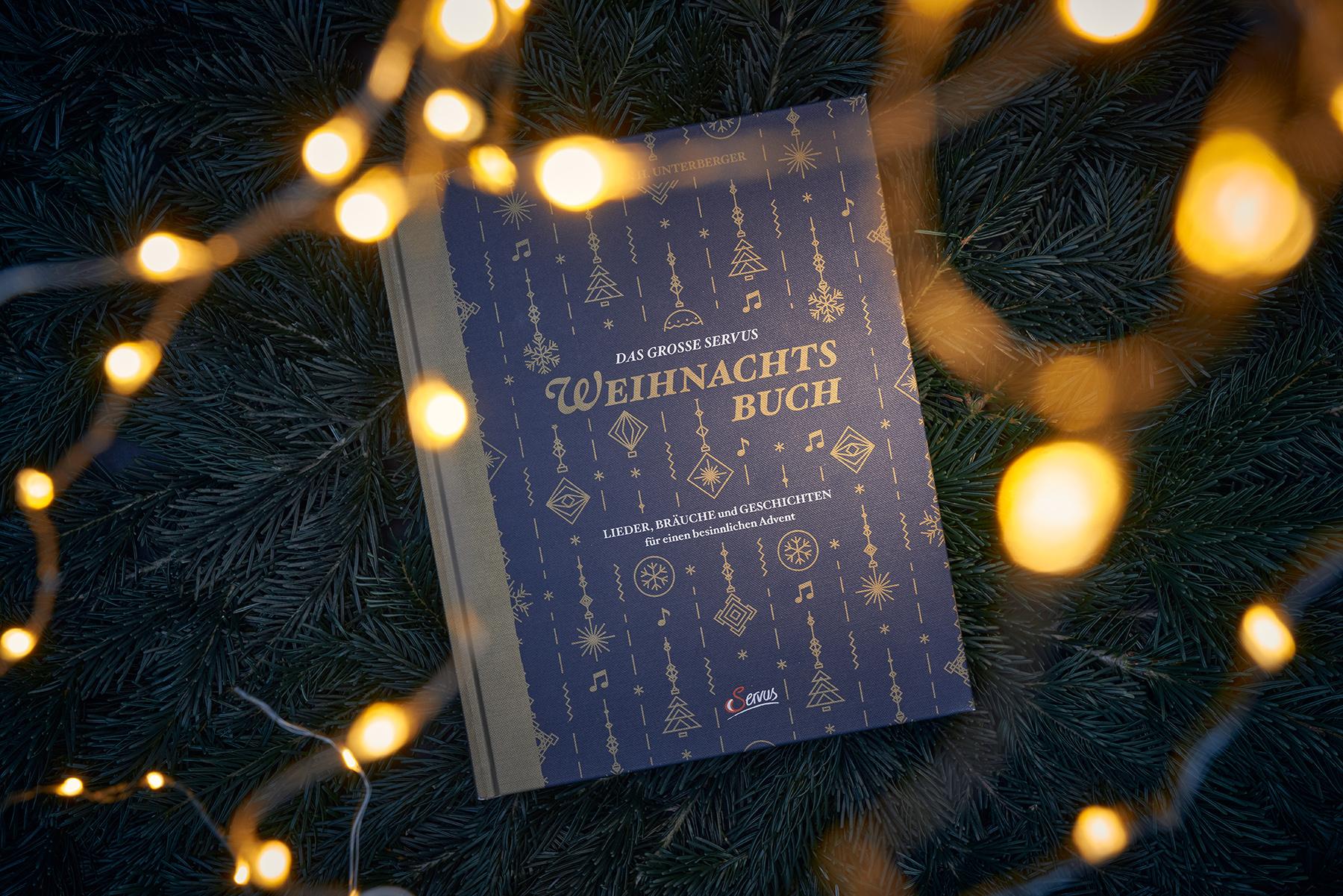 Das große Servus-Weihnachtsbuch