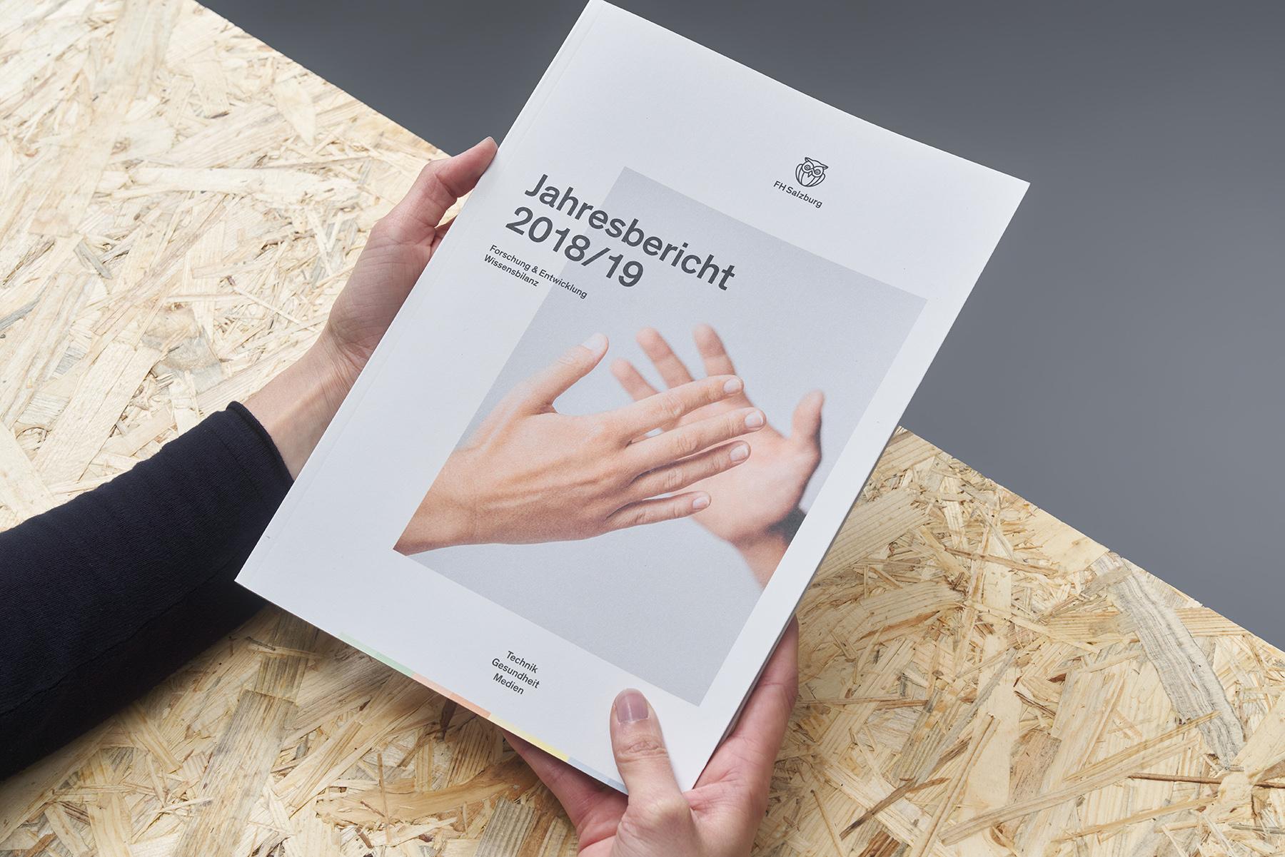 Jahresbericht 2018/19