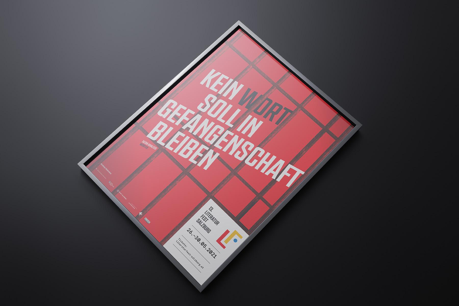 Literaturfest Salzburg 2021